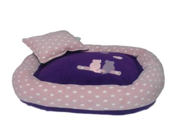 3. talihlimize Patili Evler tarafından hediye edilecek özel tasarım kedi yatağı